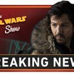 『ローグ・ワン』キャシアン・アンドーが主人公のドラマシリーズが制作発表!ディズニー+で配信