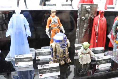 S.H.Figuarts ヨーダ R2-D2