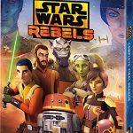 「スター・ウォーズ 反乱者たち」ファイナル・シーズン(シーズン4)ブルーレイ/DVD 4月24日発売