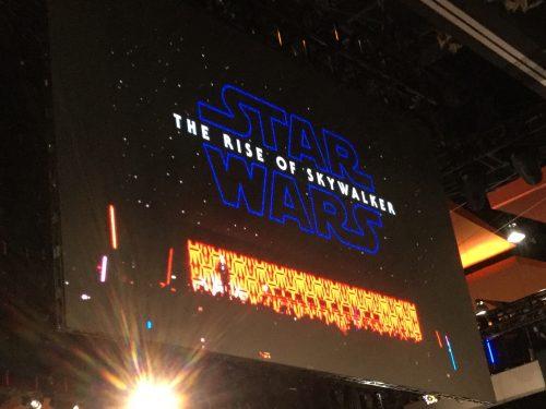 スター・ウォーズ エピソード9 The Rise Of Skywalker