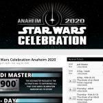 「スター・ウォーズ セレブレーション アナハイム 2020」チケット完売続出!争奪戦をレポート