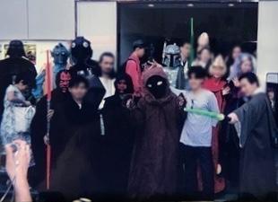 スター・ウォーズ エピソード1/ファントム・メナス 初日