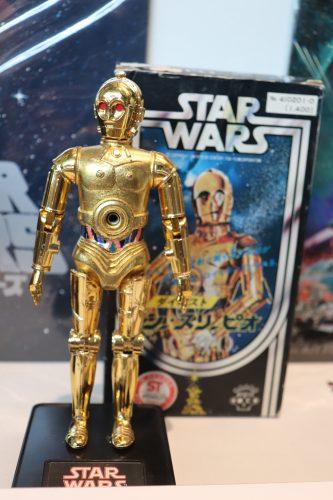 タカラ ダイカスト C-3PO