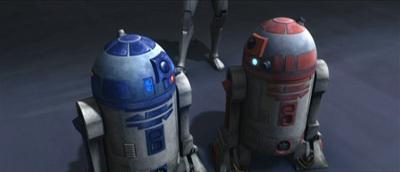スター・ウォーズ クローン・ウォーズ R2-KT