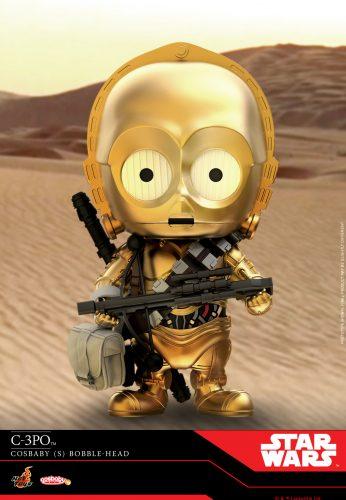 ホットトイズ コスベイビー スカイウォーカーの夜明け C-3PO