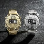 ローラー式腕時計「FUTURE FUNK(フューチャーファンク)」から『スター・ウォーズ』モデルが登場!一味違うレトロフューチャーなデザイン