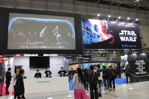 東京コミコン2019 スター・ウォーズ