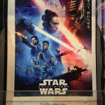 『スター・ウォーズ/スカイウォーカーの夜明け』本ポスター&B5チラシ、バナーが映画館で掲出!