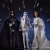 バービー『スター・ウォーズ』コラボレーションドール12月6日発売!レイア、R2-D2、ダース・ベイダーをファッショナブルに表現
