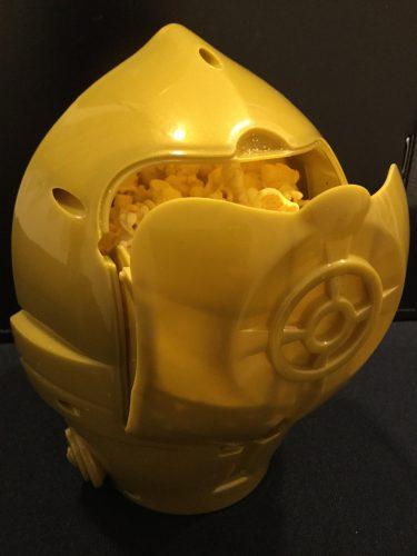 スター・ウォーズ/スカイウォーカーの夜明け ポップコーン C-3PO