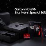 『スター・ウォーズ』スマホ「Galaxy Note10+ Star Wars Special Edition」2000台限定発売!