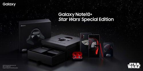 Galaxy Note10+ スター・ウォーズ