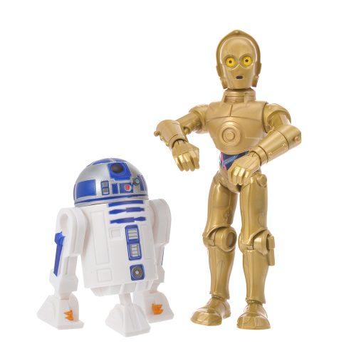 ディズニーストア スター・ウォーズ トイボックス(C-3PO、R2-D2)