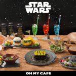 「スター・ウォーズ」OH MY CAFE、5大都市で期間限定オープン!あのポーションパンとブルーミルクや、限定グッズも