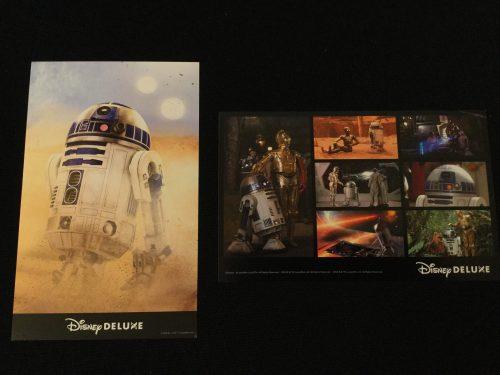 アンカー R2-D2 モバイルプロジェクター ディズニーデラックス