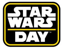 「スター・ウォーズの日」ロゴ2020
