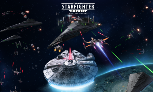 Star Wars Starfighter Missions スター・ウォーズ スターファイター・ミッション
