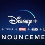 Disney +(ディズニープラス)、2020年後半に日本でサービス開始予定とウォルト・ディズニー・カンパニーが発表!
