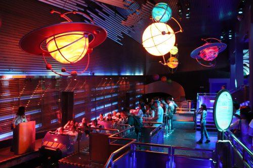 香港ディズニーランド ハイパースペース・マウンテン