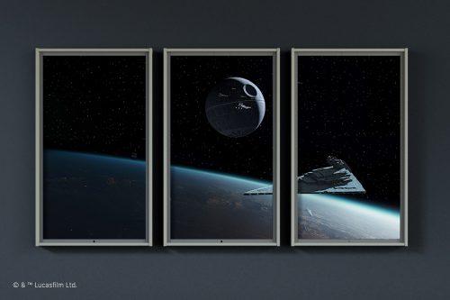 Atmoph Window 2 Star Wars