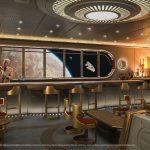 ディズニー・クルーズライン新船舶ディズニー・ウィッシュ号に大人向けバー「スター・ウォーズ:ハイパースペース・ラウンジ」が展開!
