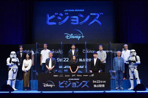 「スター・ウォーズ:ビジョンズ」ジャパンキックオフイベント