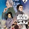 「STAR WARS/レイア -王女の試練-」2巻「STAR WARS/反乱者たち」3巻、LINEマンガ単行本が9月15日同時発売!