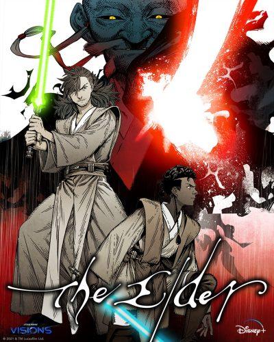 『The Elder』キービジュアル