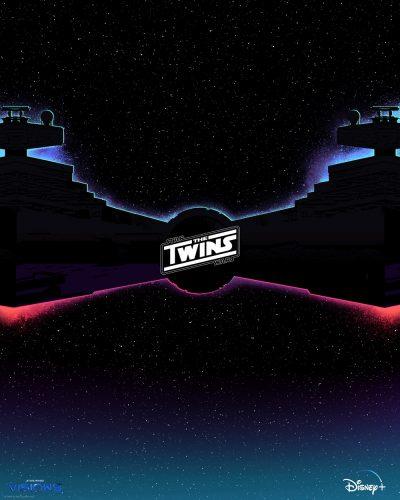 『THE TWINS』キービジュアル